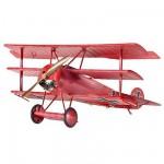 Maquette avion: Fokker Dr I Triplane