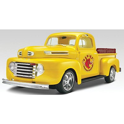 Maquette voiture : Ford Pickup 2 'n 1 1950 - Revell-85-17203