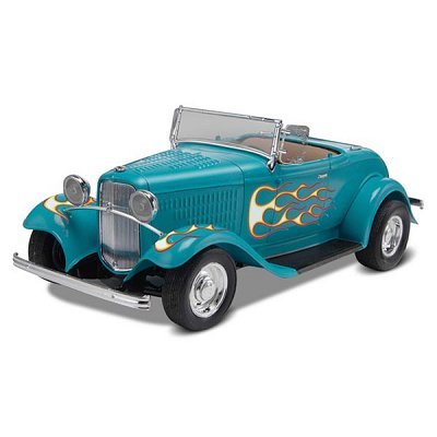 Maquette voiture : Ford Street Rod 1932 - Revell-85-10882