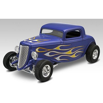 Maquette voiture: SnapTite: Ford Street Rod 1934  - Revell-85-11943