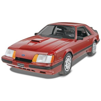 Maquette voiture: Ford SVO Mustang 1985 - Revell-85-14276