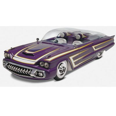 Maquette voiture: Ford Thunderbird Convertible 1958 - Revell-85-14280