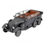 Maquette German Staff Car