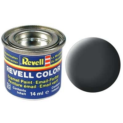 Gris basalte mat n°77 - Revell-32177
