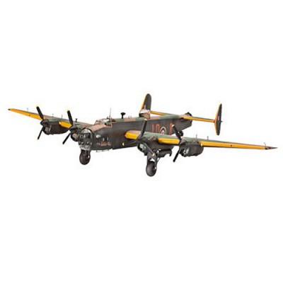 Maquette avion: Handley Page Halifax Mk.I/II - Revell-04670