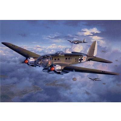 Maquette avion: Heinkel He 111 H-6 - Revell-04377