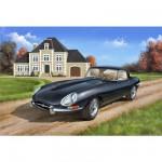 Maquette voiture: Jaguar XK-E