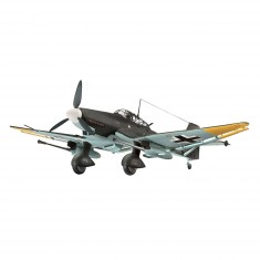 Maquette avion: Junkers Ju 87 G/D Tank Buster