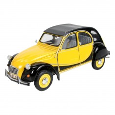 Maquette voiture : Model-Set : Citroën 2CV Charleston