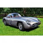 Maquette voiture: Model-Set: Mercedes-Benz 300 SLR