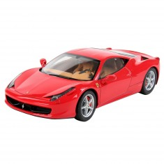 Maquette voiture : Model-Set : Ferrari 458 Italia