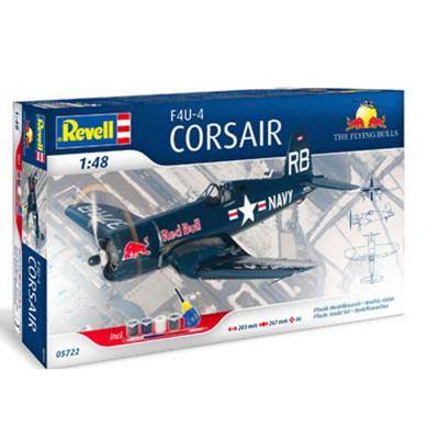 Kit avion : F4U-4 Corsair - Revell-05722
