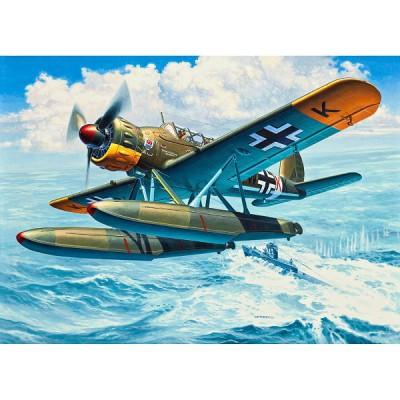 Maquette avion: Model-Set: Arado AR 196 A-3 - Revell-63994