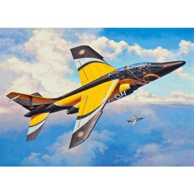 Maquette avion: Model-Set : Dassault Dornier Alpha Jet E - Revell-63995