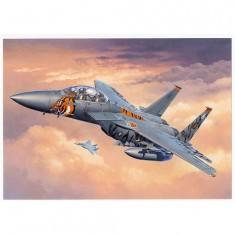 Maquette avion: Model-Set : F-15E Eagle