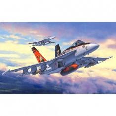 Maquette avion: Model-Set : F/A-18E Super Hornet