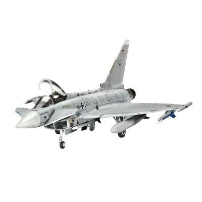 Maquette avion: Model-Set : Eurofighter  Typhoon - Revell-64282