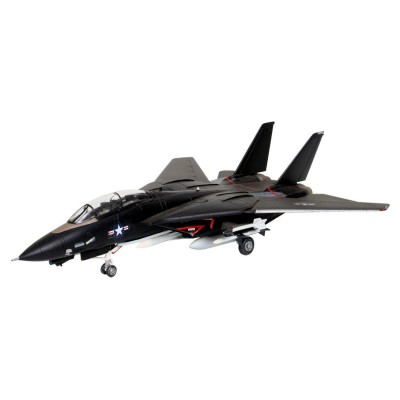 Maquette avion : Model-Set : F-14A Black Tomcat - Revell-64029