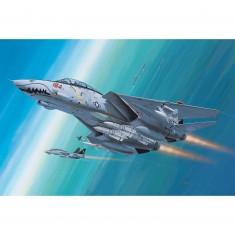 Maquette avion: Model-Set : F-14D Super Tomcat