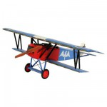 Maquette avion: Model-Set: Fokker D VII
