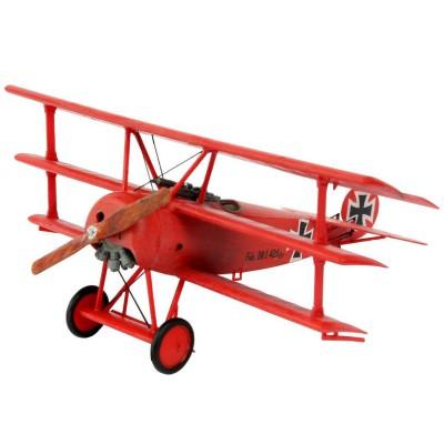Maquette avion: Model-Set: Fokker DR.1  Triplane - Revell-64116