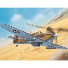 Maquette avion: Model-Set: Hawker Hurricane Mk.II