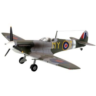 Maquette avion: Model-Set: Spitfire Mk V - Revell-64164