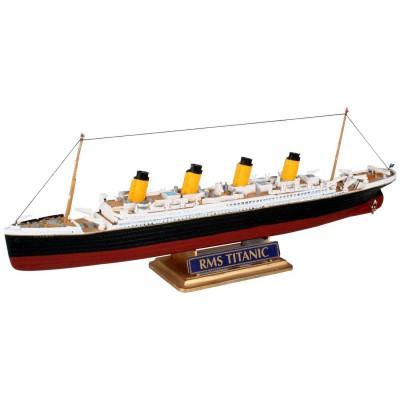 Maquette bateau: Model-Set: R.M.S. Titanic - Revell-65804