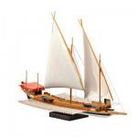 Maquette bateau: La Reale