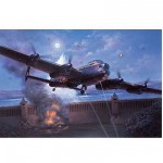 Maquette avion: Lancaster B.III Dambusters