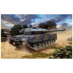 Maquette Char: Leopard 2 A6M
