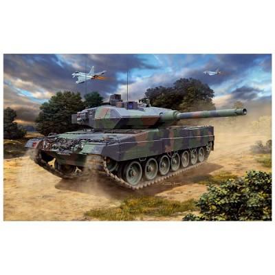 Maquette Char: Leopard 2 A6M - Revell-03180