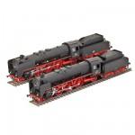 Maquettes Locomotives BR01 et BR02