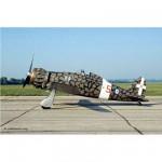 Maquette avion: Macchi MC200 Saetta