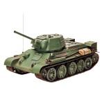 Maquette à assembler : Char : T-34/76 : Echelle 1/35