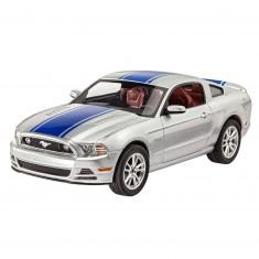Maquette à assembler : Voiture de sport : Ford Mustang GT : Echelle 1/24