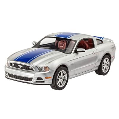 Maquette à assembler : Voiture de sport : Ford Mustang GT : Echelle 1/24 - Revell-07061