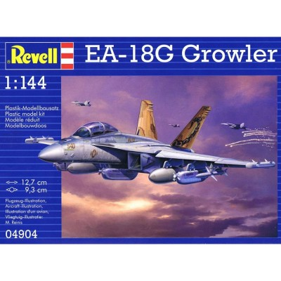 Maquette Aion : EA-18G Growler - Revell-04904