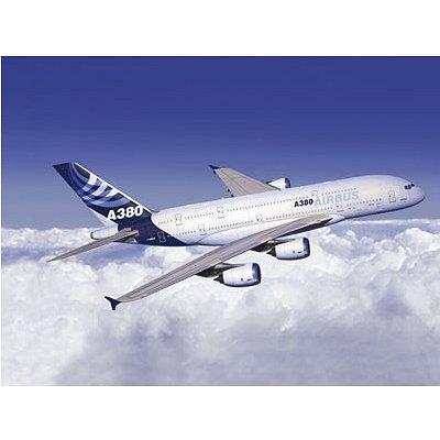 Maquette avion : Airbus A380 Demonstrator - Easy Kit - Revell-06640