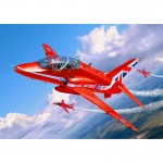 Maquette Avion : BAe Hawk T.1 Red Arrows