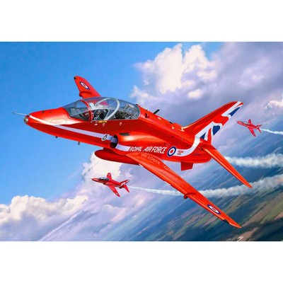 Maquette Avion : BAe Hawk T.1 Red Arrows - Revell-04921