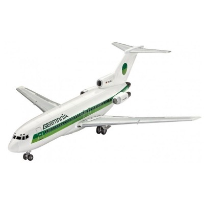 Maquette Avion : Boeing 727 Germania - Revell-03946