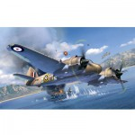 Maquette avion : Bristol BEAUFIGHTER Mk.I F