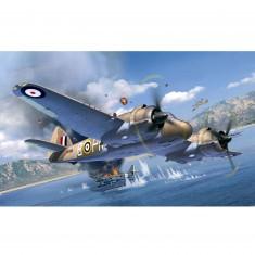 Maquette avion : Bristol BEAUFIGHTER Mk.I F