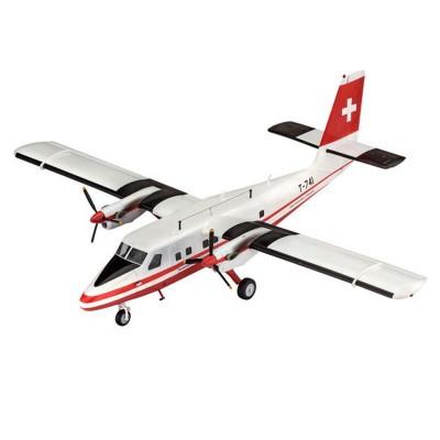 Maquette avion : DHC-6 TWIN Otter Swisstopo - Revell-03954