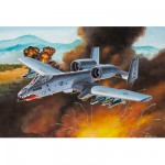 Maquette avion : Easy Kit : A-10 Thunderbolt II