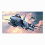 Maquette avion : F-15E Strike Eagle & Bombs