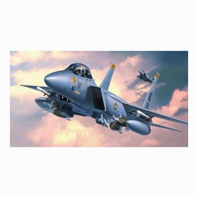 Maquette avion : F-15E Strike Eagle & Bombs - Revell-04891