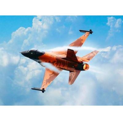 Maquette avion : F-16 Mlu Solo Display KLu - Revell-03980