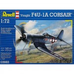 Maquette avion : F4U-1D Corsair